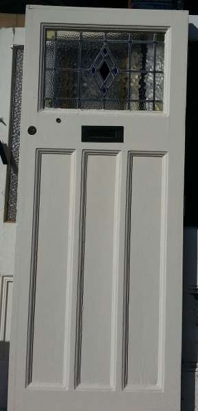 Traditional 1930 S Stylish Front Door Currently Available