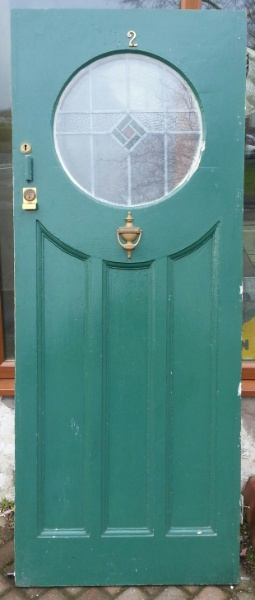Stained Glass Doors Currently Available In The Regency Antiques