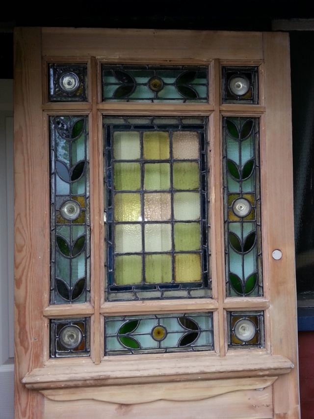 Fantastic 9 Panel Victorian Door Currently Available In
