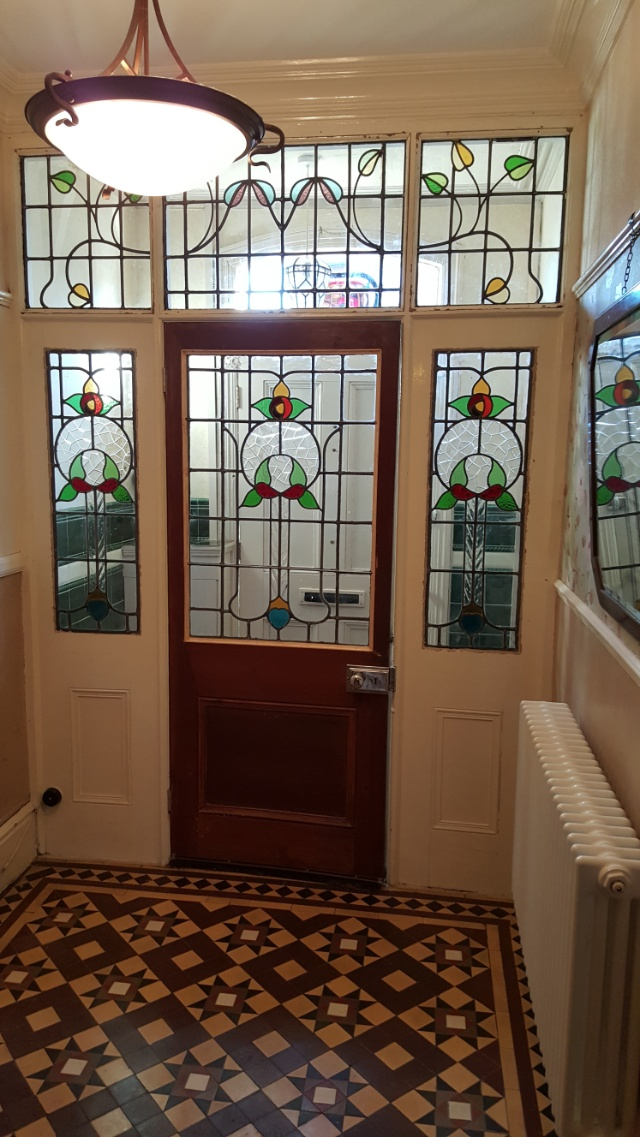 Superb Vestibule Screen Before And After Currently