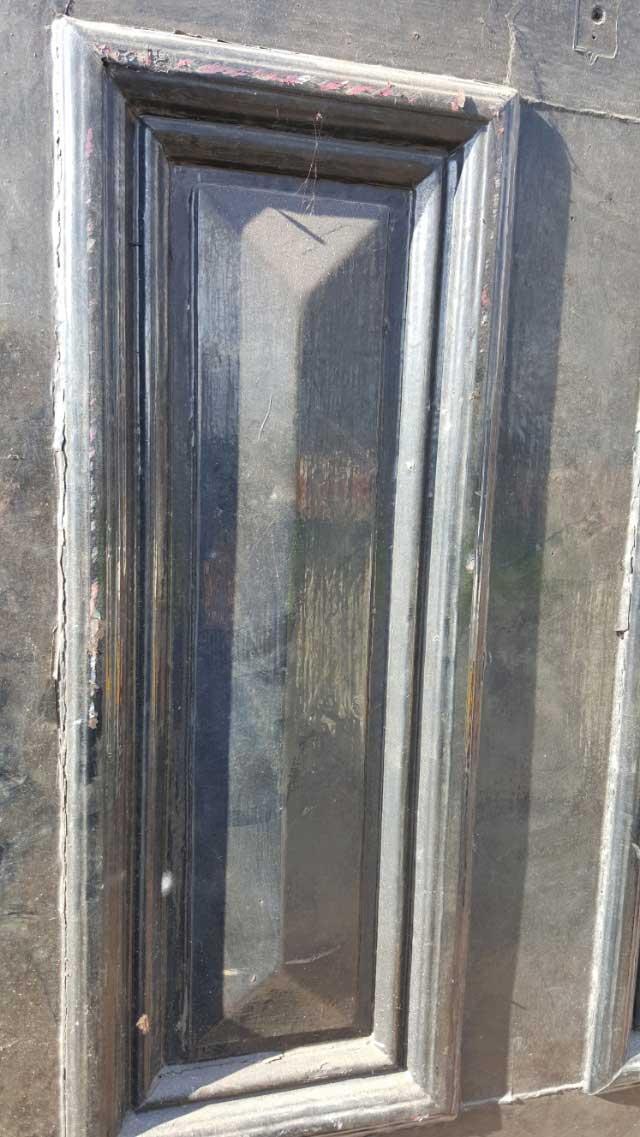 6 Panel Door History >> Elegant 6 panel diamond cut victorian front door ...