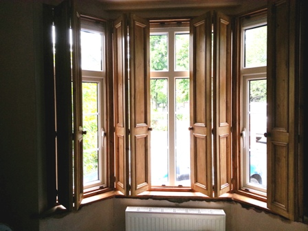 More Traditional Shutters Currently Available In The