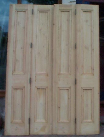 Traditional Hand Made Doors currently available in the Regency ...