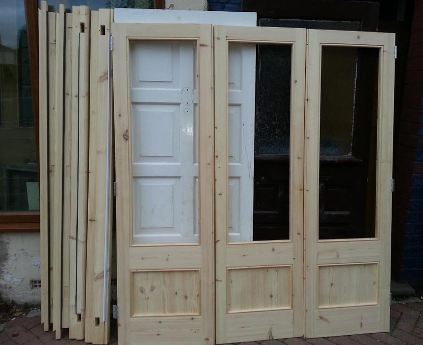 regency antiques item. Folding Doors and Frame - Traditional Hand Made Doors Currently Available In The Regency